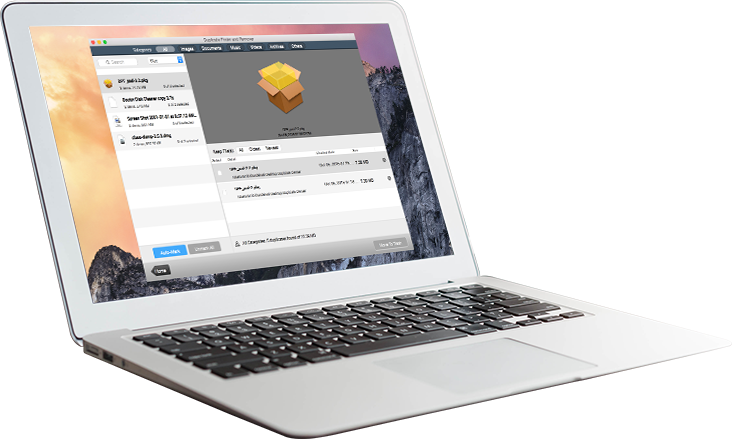 how to delete all duplicate files on mac